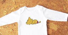 body bebé con ilustración personalizable de gatito. Disponible en www.ilustracionesilustres.com