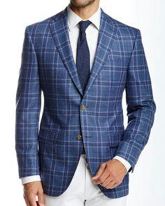 Menslaw #men #fashion #suits #checkered #tie