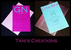 Girls Night Invitation TanisCreations@yahoo.com