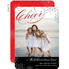 """Frosted Filigree Holiday Cards  From """"Tiny Prints Big Impressions"""""""