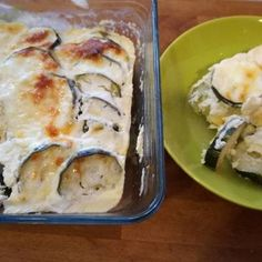Cukkinis csirke villámgyorsan Healthy Cooking, Mashed Potatoes, Spagetti, Cheese, Meat, Chicken, Ethnic Recipes, Food, Whipped Potatoes