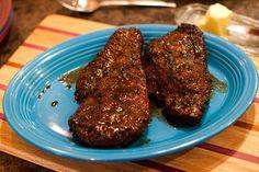 BEST marinade for Alaskan Moose Steaks