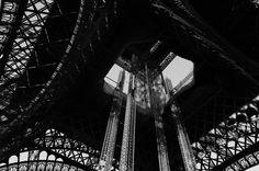 Through the Eiffel...