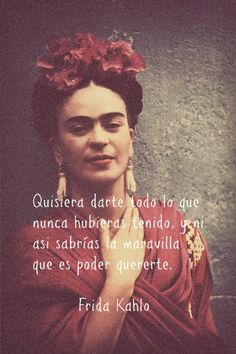 Frida Kahlo condicional + imperfecto