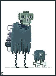 Robot Fun by Captain-Carrion.deviantart.com on @deviantART