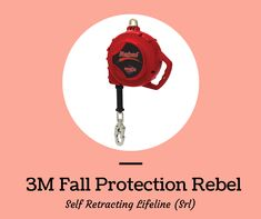 Working on heights? No worries! With 3M Fall Protection Rebel you can be at ease all the time. It has galvanized steel wire rope with swiveling snap hook, thermoplastic housing and anchorage carabiner. Order this awesome safety product from LSG by calling our hotlines: (+6345) 649-8150 +63 908 892 8077 -- #PPE #Safety #SafetyGear #FallProtection #3M #Shop3M #3MProducts #LSGIndustrial #Clark #Laguna #Pampanga