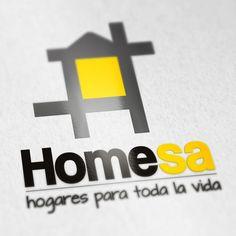 PORTFOLIO: Homesa, la identidad gráfica de un empresa internacional dedicada a la creación de viviendas modulares.