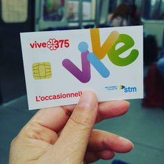 Love this disposable chipped day pass issued by STM @stminfo! When will TTC has something like that? 3 Day Pass for $18, such a steal! Montreal, Day, Instagram Posts, Books, Travel, Libros, Viajes, Book, Trips