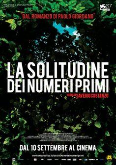 Asal Sayilarin Yalnizligi - La Solitudine Dei Numeri Primi - 2010 - BRRip Film Afis Movie Poster