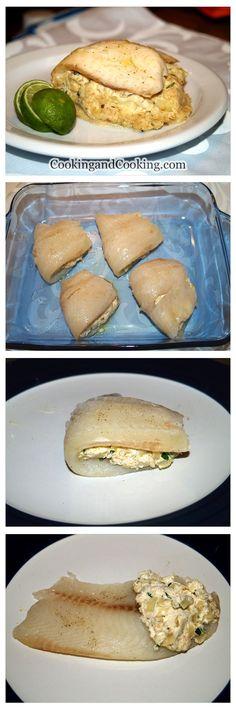 Stuffed Tilapia Recipe