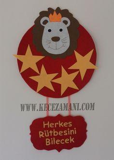Keçe 4 Yıldızlı Galatasaray Kapı Süsü