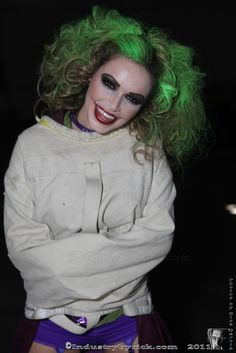 The way I like comics! • porkiepuss: Lady Joker cosplay … DC comics