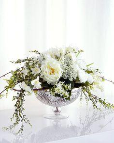 John-Richard Collection Cascading Bouquet Faux-Floral Arrangement