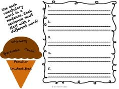 CHOCOLATE FEVER-A Wonderful packet of activities to go with a wonderful book!