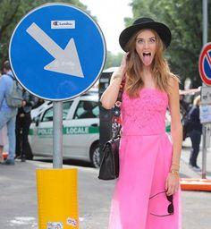 A suivre sur Snapchat : Chiara Ferragni