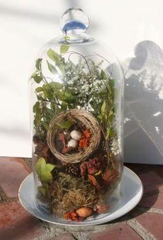 cloche decorating | Spring Cloche by oldalgebra photo SpringClochebyoldalgebra.jpg