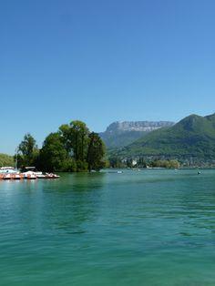 Lake Annecy, France Lake Annecy, Annecy France, My Photos, River, Nature, Outdoor, Castle, City, Viajes
