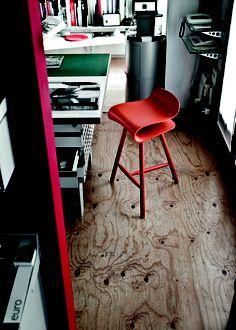 BCN #stool by Harry & Camilla - Kristalia
