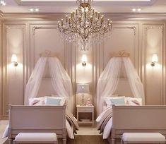 Best Interior Design, Home Interior, Baby Room Decor, Bedroom Decor, Home Decor Instagram, Luxury Kids Bedroom, Girl Bedroom Designs, Kids Room Design, Luxurious Bedrooms
