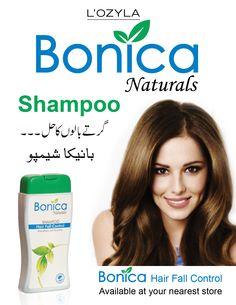 Bonica Naturals Shampoo