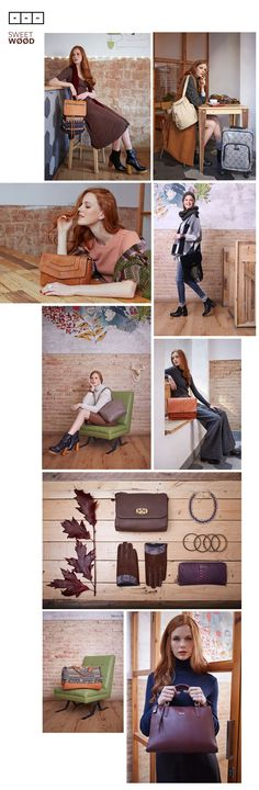 Misako Lookbook: Sweet wood