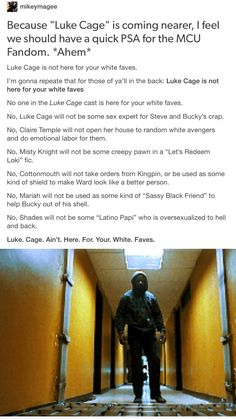 Luke Cage, Power Man, marvel, mcu, avengers, the defenders