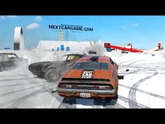 """Playing Next Car Game Tech Demo doing stunts crushing and wrecking cars! """"Next Car Game"""" was the first public tech demo of Wreckfest. Next Car Game was first announced in 2012 at around the same time with BeamNG. Monday Workout, Car Game, Compare Car Insurance, Name Games, Plank Workout, Stunts, Physics, Sneaker, Public"""