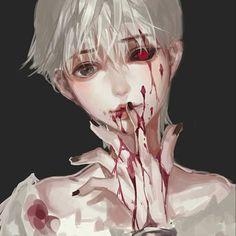 #animedrawing #animeboy #anime #manga #mangaboy #tokyoghoul #kaneki #kan #blood #black #dark #boys #draw #art #fanart #died #killer #horror #keep #dark #darkness #hurt #creepy #scream #scary #likeforlike#ghoul #monster#japan#red #cool