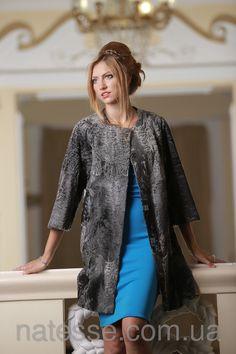 SWAKARA broadtail fur coat Пальто из каракульчи SWAKARA свакара