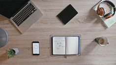Slice Planner: First Notebook Connected to Digital Calendars by Evopaper — Kickstarter
