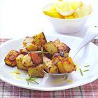 Aardappelen met rozemarijn uit de oven