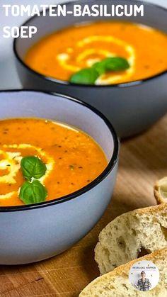 Veggie Recipes, Soup Recipes, Dinner Recipes, Healthy Recipes, Dutch Recipes, Happy Foods, Healthy Pumpkin, I Foods, Food And Drink