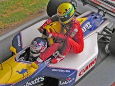 mansell-Senna
