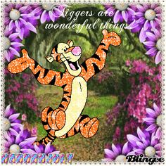 The wonderful thing about Tiggers!