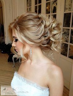 23 Longues Coiffures Chignons Curly