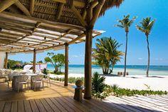 Hotel Tortuga Bay, em Punta Cana, projetado por Oscar de la Renta: uma das sugestões do Jetsetter (Foto: Rerprodução)