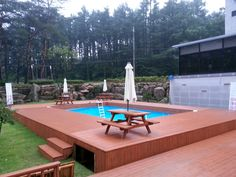 1472866321617 – Best Above Ground Pools Best Above Ground Pool, In Ground Pools, Portable Pools, Deck Pictures, Outdoor Decor, Home Decor, Decoration Home, Room Decor, Home Interior Design