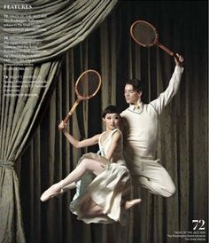 """Tales of the Jazz Age"": The Washington Ballet Plays Gatsby by Jonathan Pushnik for Capitol File"