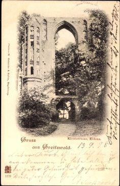 St.Nicolai, Greifswald, Germany ..my sister studied in greifswald, was ...