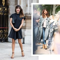 Icon: Parisian 'It' Girl Jeanne Damas