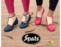 Spats Boots Gallery