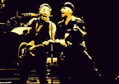 Bruce Springsteen & The E Street Band – Bruce Springsteen 2014-02-11 Entertainment Center, Adelaide, Australia