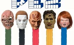 These Custom Horror PEZ Dispensers Are Our New Favorite Thing