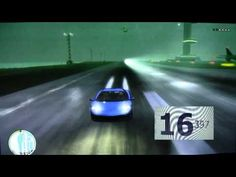 GTA 4 Fastest Car Times with Stop Watch (Fastest Car in GTA 4)
