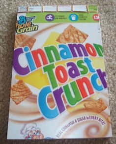 cereal box notepad tutorial