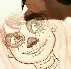 Miguel rivera de coco Pixar