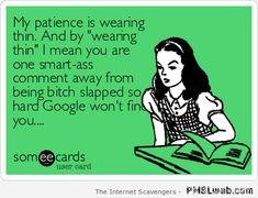 Bad word funnies – Sarcastic and crude humor | PMSLweb
