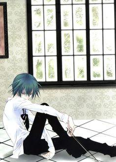 Oh....*lost my breath*......Hottttt! Ikuto from Shugo Chara..