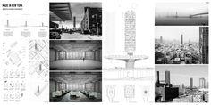 Vertical Factories in New York- eVolo | Architecture Magazine