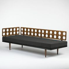 mabel hutchinson, day bed, c.1955.
